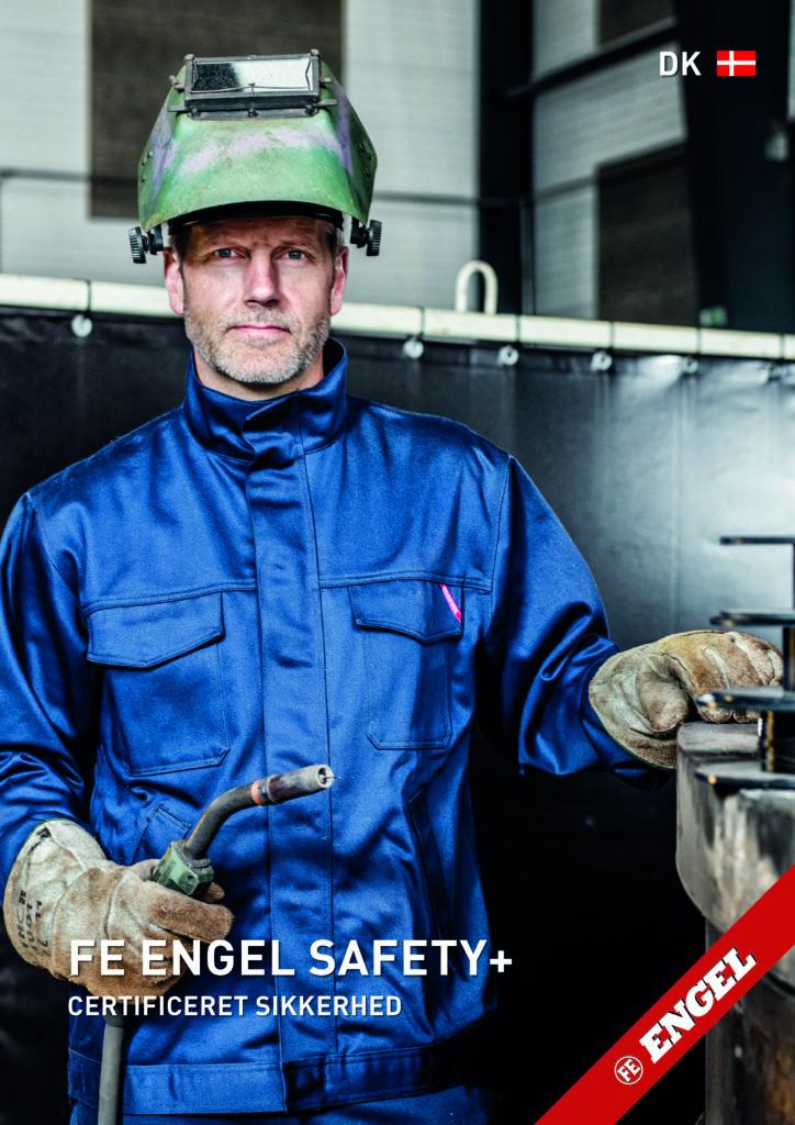 Engel Workwear Safety PLUS19