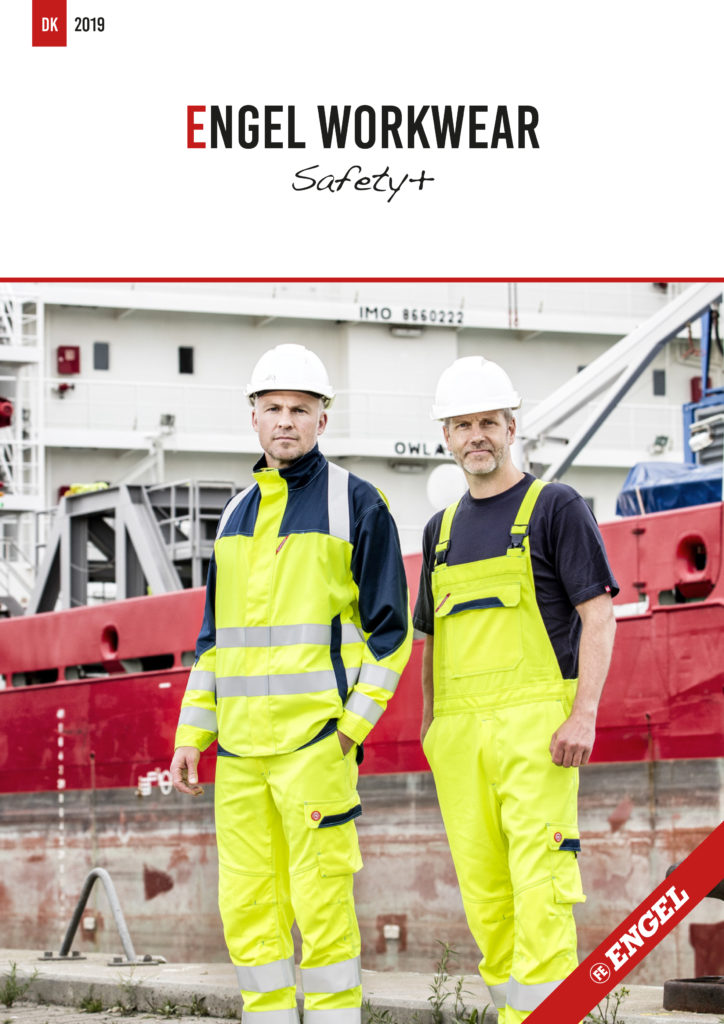 Engel Workwear safety plus